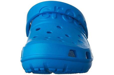 Crocs Children's Original HiLo K Croc Clogs, Ocean, Blue