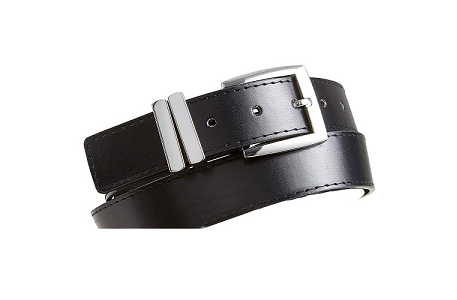 Jacamo Southbay Single Jeans Belt, Black, Size 4XL