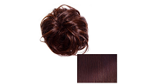 Frankie Essex Hair Wrap in Messy Updo Hair Piece, Hair Band, Colour #4 Hot Toffee