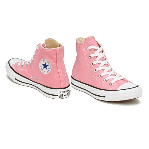 ee17d9720f49 Converse Women s Chuck Taylor All Star Hi-Top Trainers - Daybreak Pink